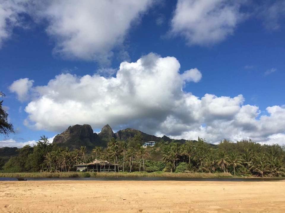 カウアイ島でお産ラボ