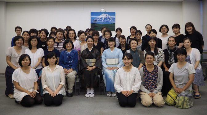 静岡県助産師講習会に参加して